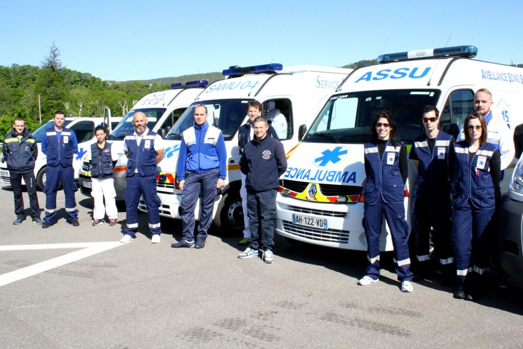 Exercice Ambulanciers (1)