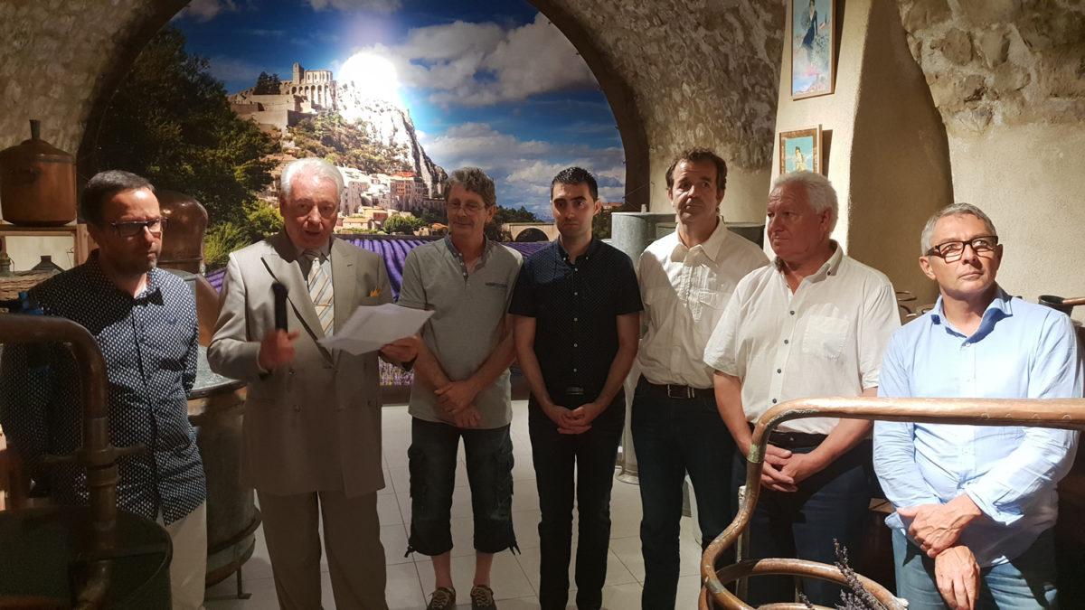 0add9096b8 C'est à Sisteron en plein cœur du centre ville, au 27, rue Saunerie, qu'a  été inauguré le premier magasin test des Alpes de Haute Provence – Absolue  Lavande ...